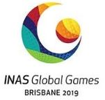 INAS Global Games Logo | Impact LED Screens