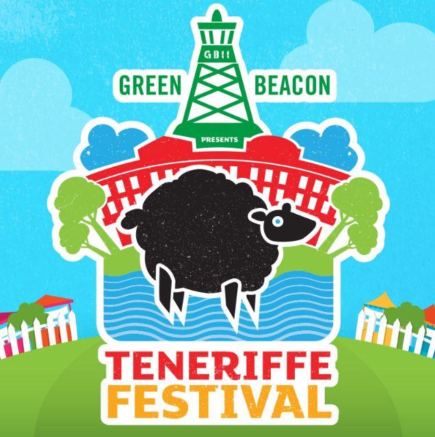 Teneriffe Festival Logo | Impact LED Screens